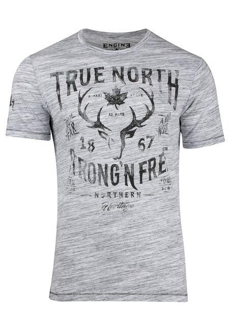 Men's True North Buck Tee