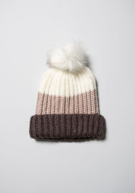 Women's Colour Block Hat