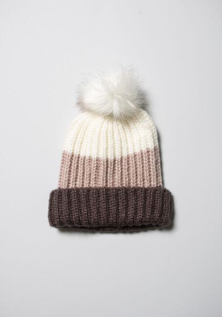 Women's Colour Block Hat