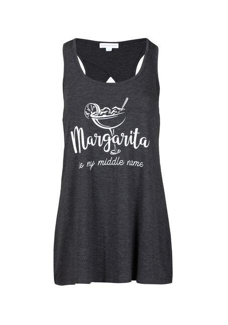 Women's Margarita Keyhole Tank