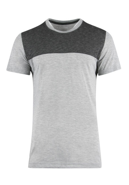 Men's Colour Block Tee
