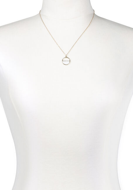 Women's Circle Necklace