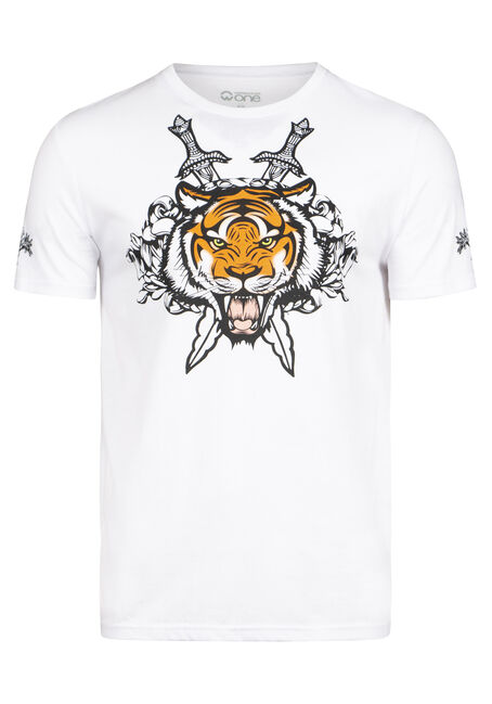 Men's Tiger Graphic Tee