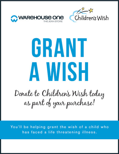 Grant a Wish Today