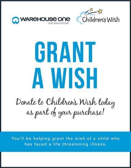 Grant a Wish Today, , hi-res
