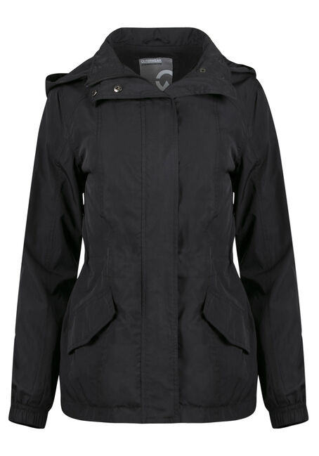 Ladies' Utility Rain Jacket
