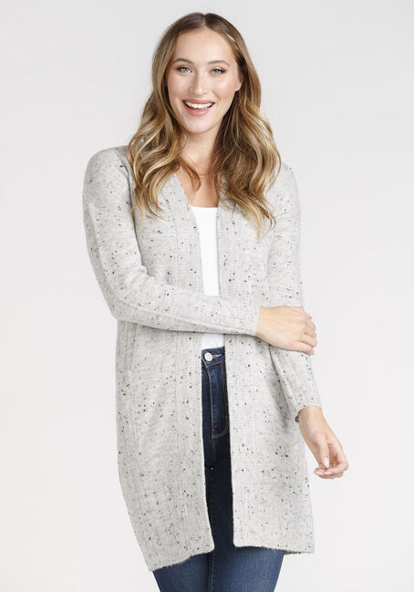Women's Mossy Ribbed Cardigan