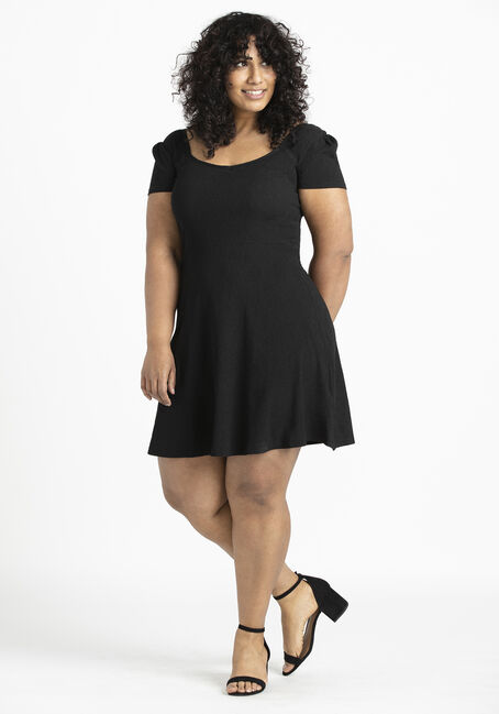 Women's Sweetheart Skater Dress