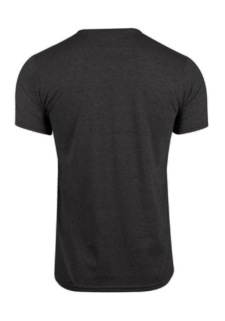 Men's Rush Tee, CHARCOAL, hi-res