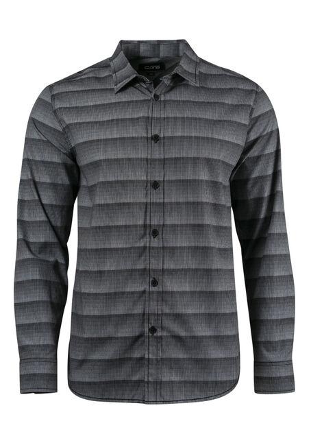 Men's Relaxed Stripe Shirt