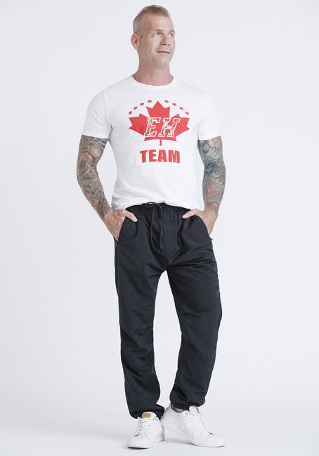 Men's Eh Team Canada Tee, WHITE, hi-res