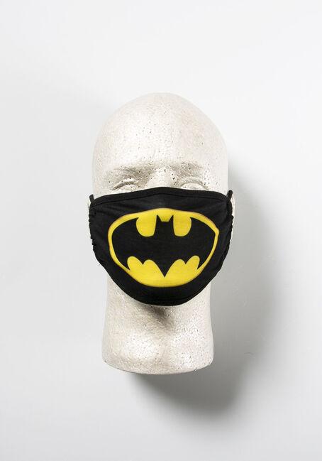 Batman Face Mask, BLACK, hi-res