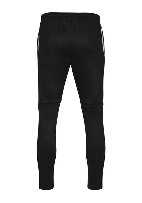 Men's Track Pants, BLACK, hi-res