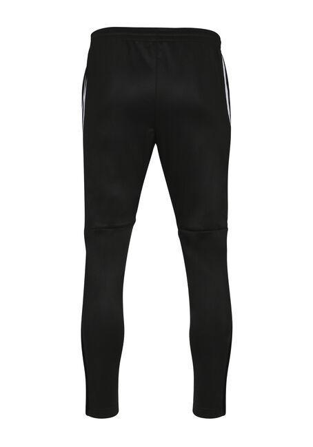 Men's Track Pants, BLACK, hi-res
