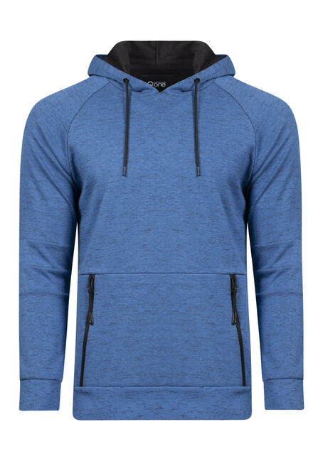Men's Pop Over Hoodie