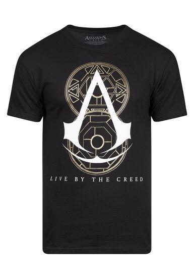 Men's Assassin's Creed Tee, BLACK, hi-res
