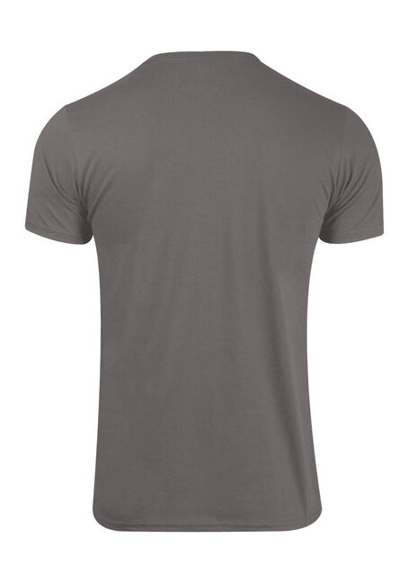 Men's Brew-Dolph Light Up Tee, GREY, hi-res