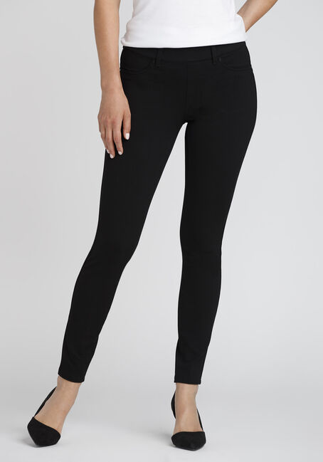 Ladies' Pull On Skinny Pants