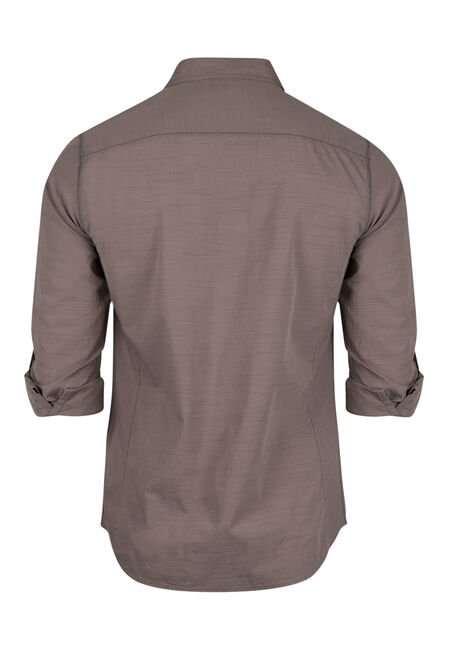 Men's Utility Shirt, SAND, hi-res