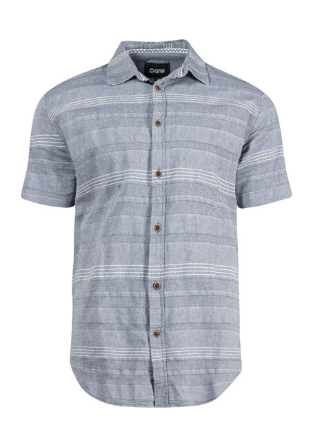 Men's Tonal Multi-Stripe Shirt