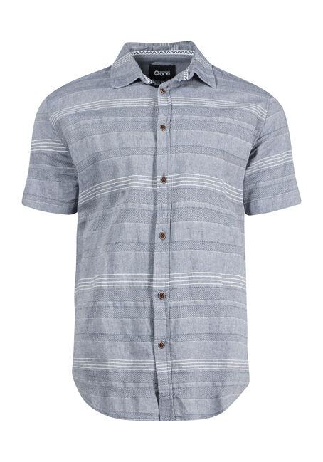 Men's Tonal Multi-Stripe Shirt