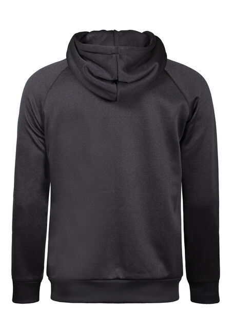 Men's Classic Pop Over Hoodie, CHARCOAL, hi-res