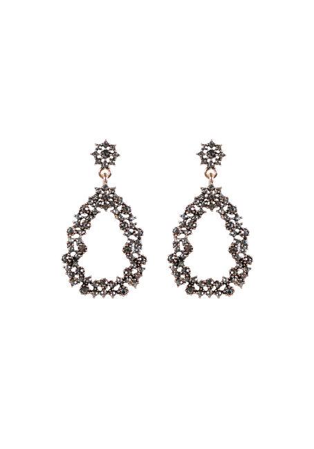 Ladies' Rhinestone Earring