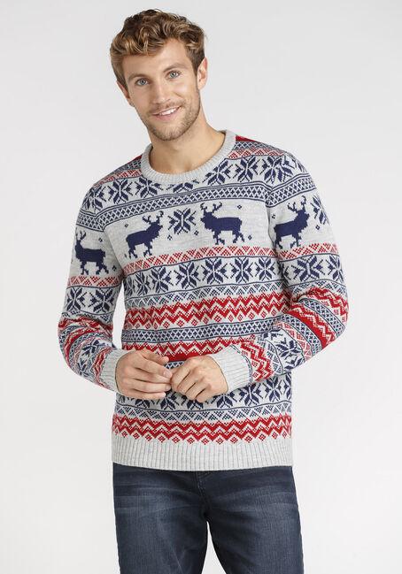 Men's Nordic Sweater