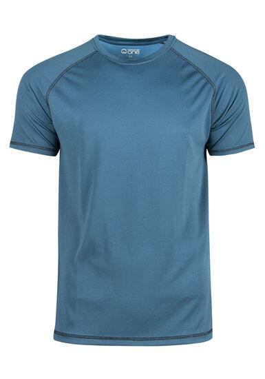 Men's Tech Tee, BLUE, hi-res