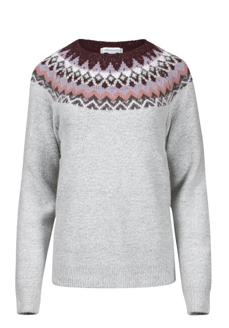 Women's Fairisle Sweater