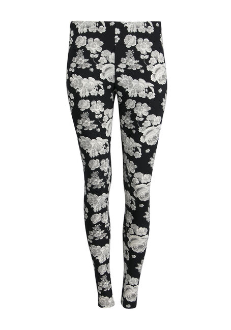Ladies' Floral Legging