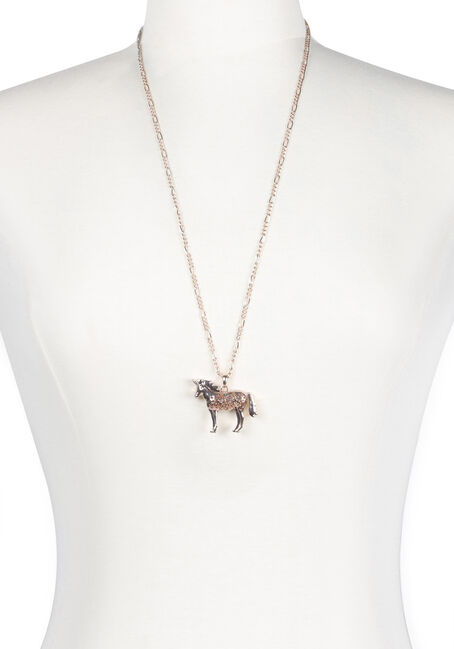 Ladie's Unicorn Necklace