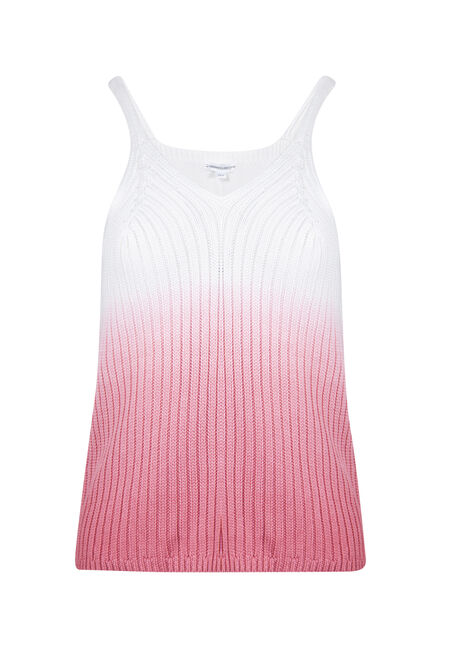 Women's Dip Dye Sweater Tank