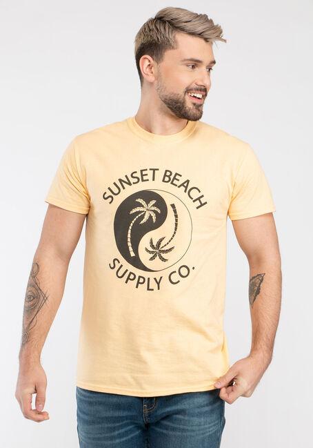 Men's Sunset Beach Tee
