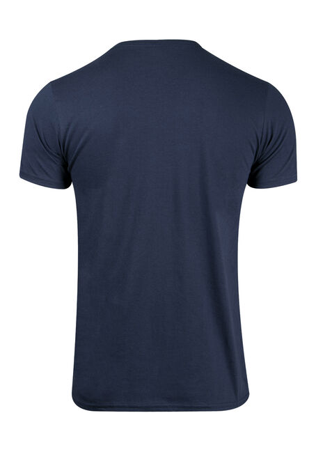 Men's Atlantic Tee, NAVY, hi-res