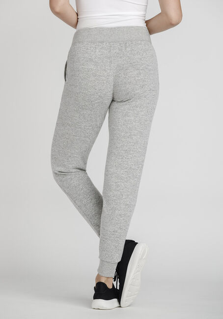 Women's Super Soft Jogger, GREY MIX, hi-res