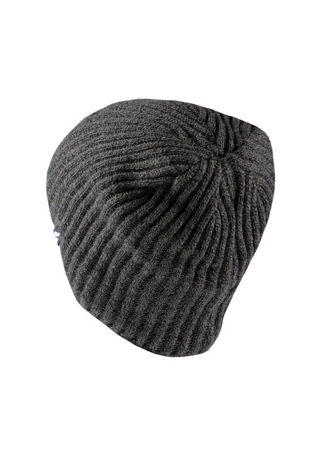 Men's Thermal Hat, CHARCOAL, hi-res