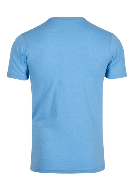 Men's Step Brothers Graphic Tee, SKY BLUE, hi-res