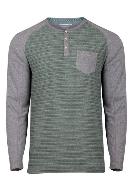 Men's Everyday Henley Tee