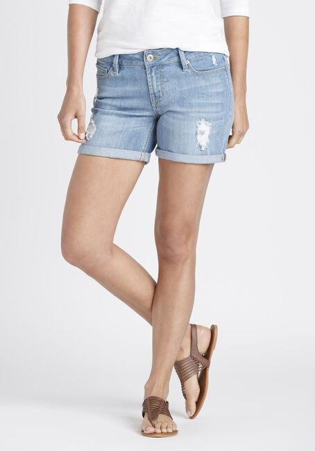 Ladies' Mid Length Short