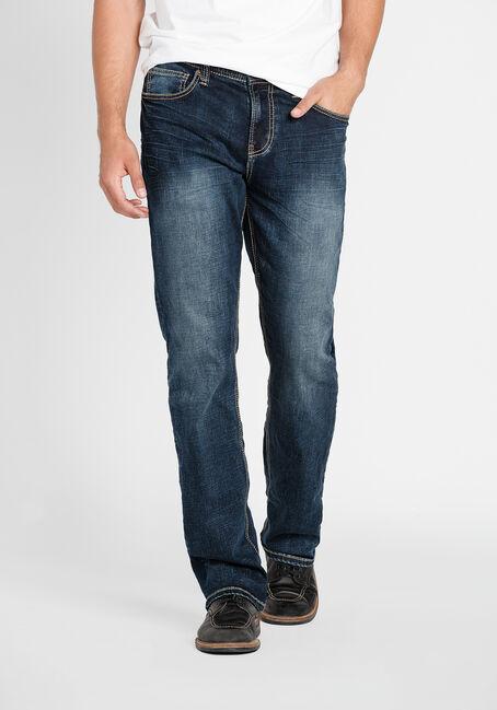 Men's Classic Bootcut Jeans