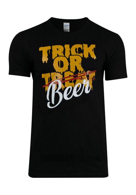 Men's Trick Or Beer Tee