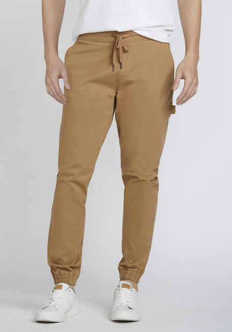 Men's Stretch Twill Carpenter Jogger