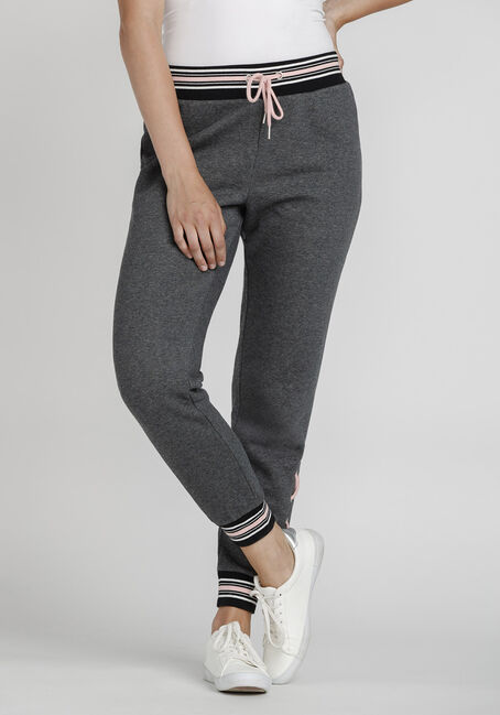 Women's Lace Up Jogger