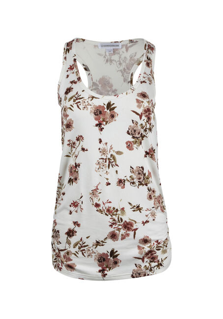 Ladies' Floral Super Soft Tank