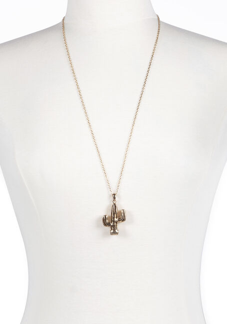 Ladies' Cactus Necklace