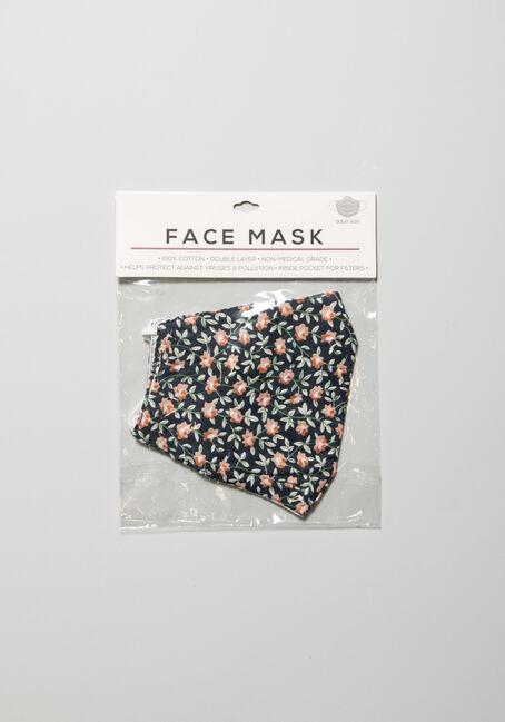 Women's Floral Face Mask