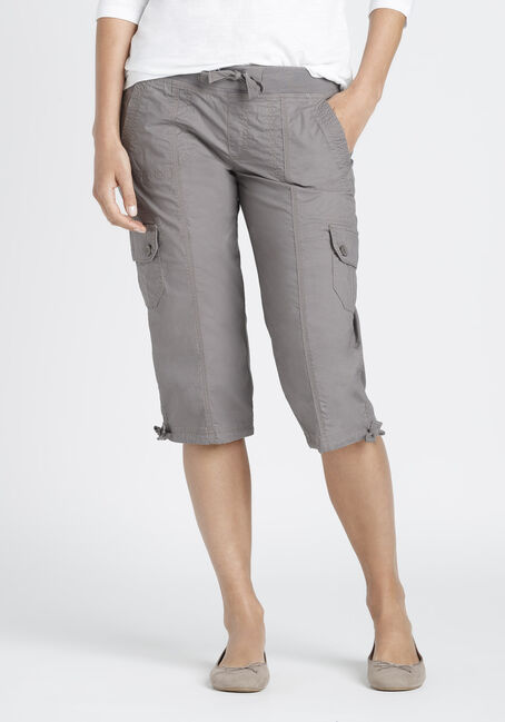 Ladies' Cargo Capri