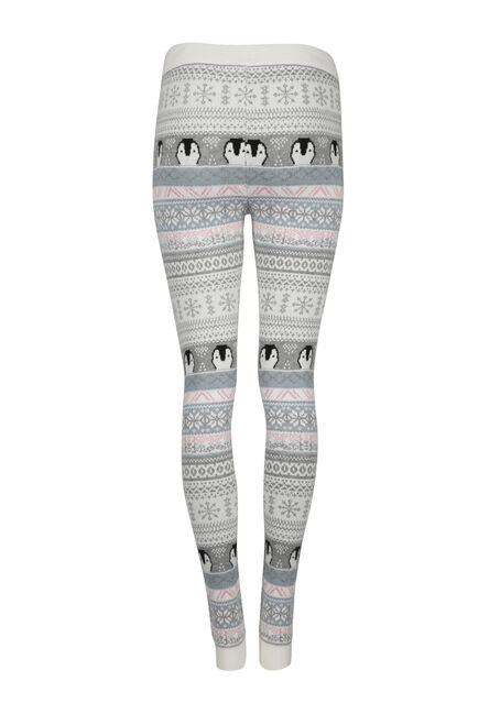 Ladies' Penguin Sweater Legging, SHADOW BLUE, hi-res