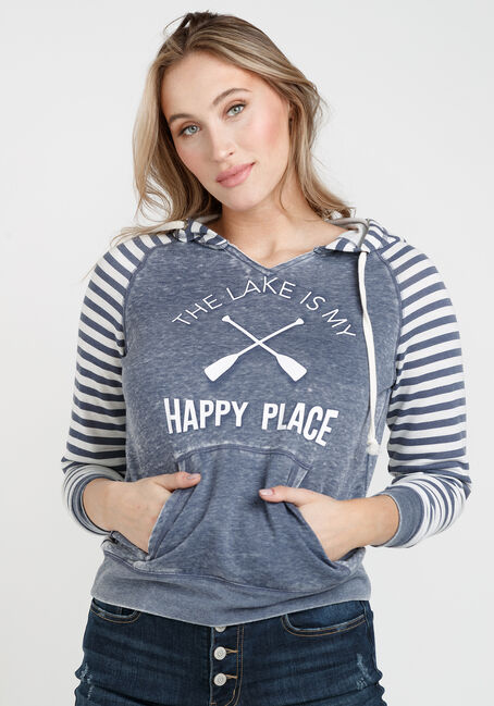 Women's Happy Place Hoodie